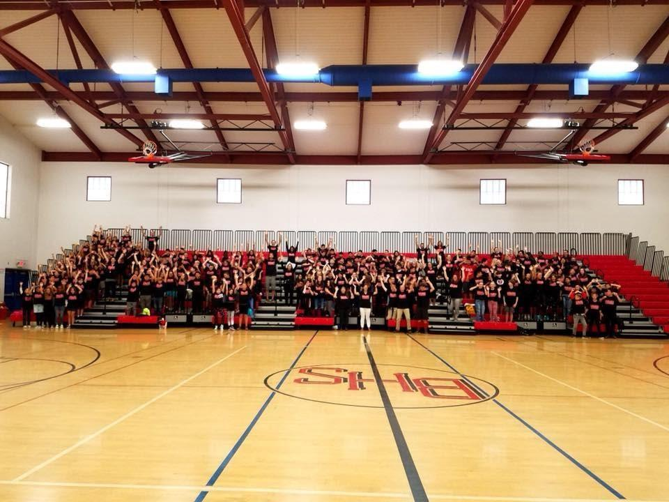 BHS Gymnasium