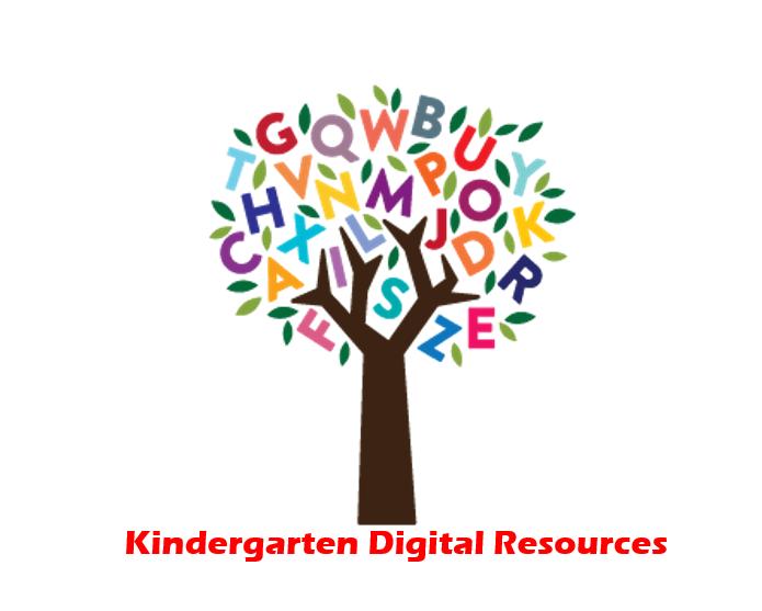 Kindergarten Digital Resources Featured Photo