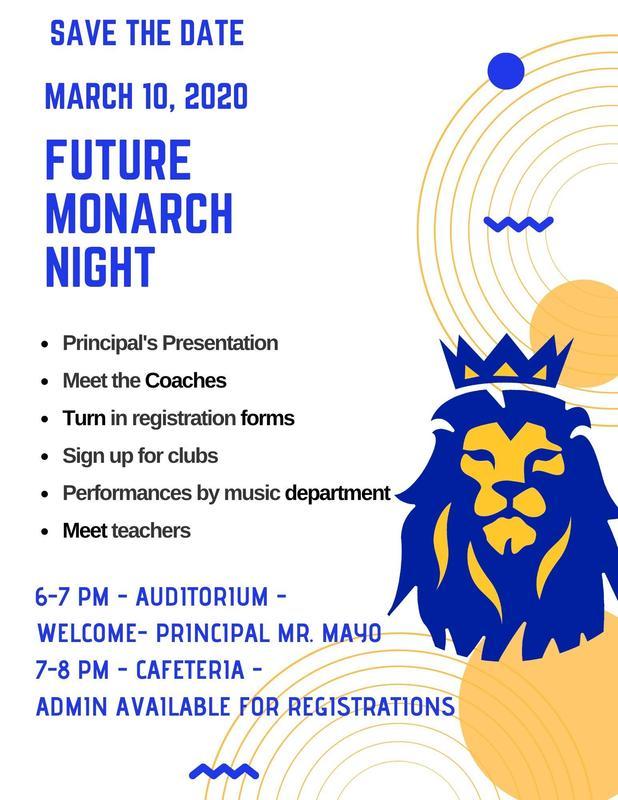 Future Monarch  Night
