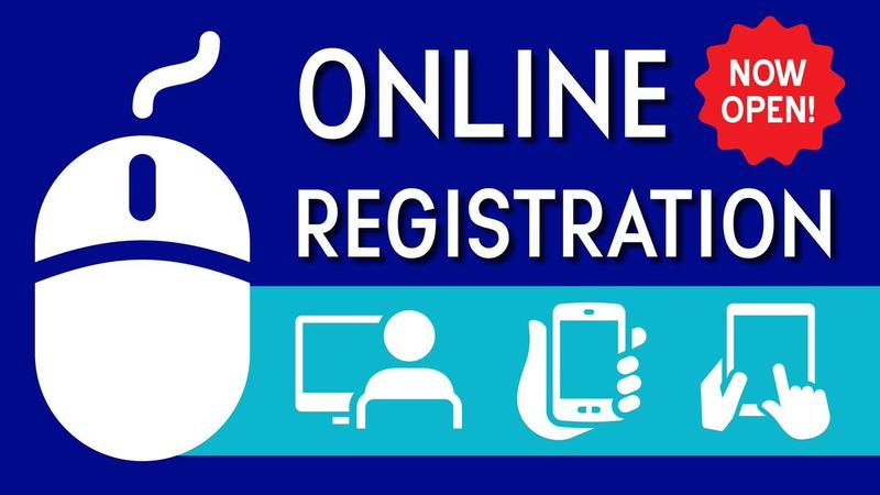 New Student Registration NOW open! Thumbnail Image