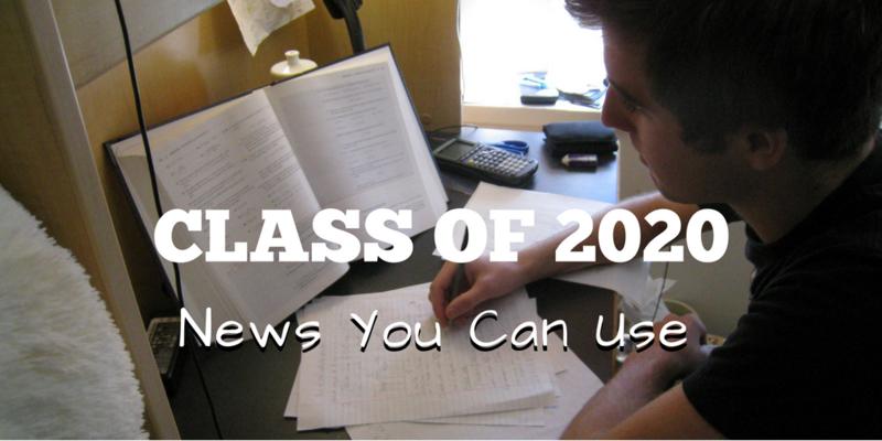 Class of 2020 News Thumbnail Image