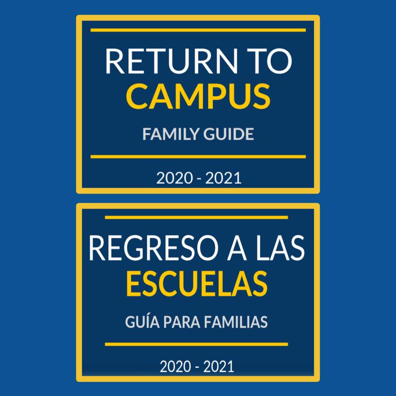 Return to Campus / Regreso a las Escuelas Featured Photo
