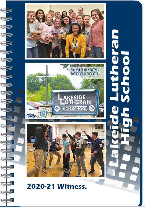 LLHS student planner 2020-21