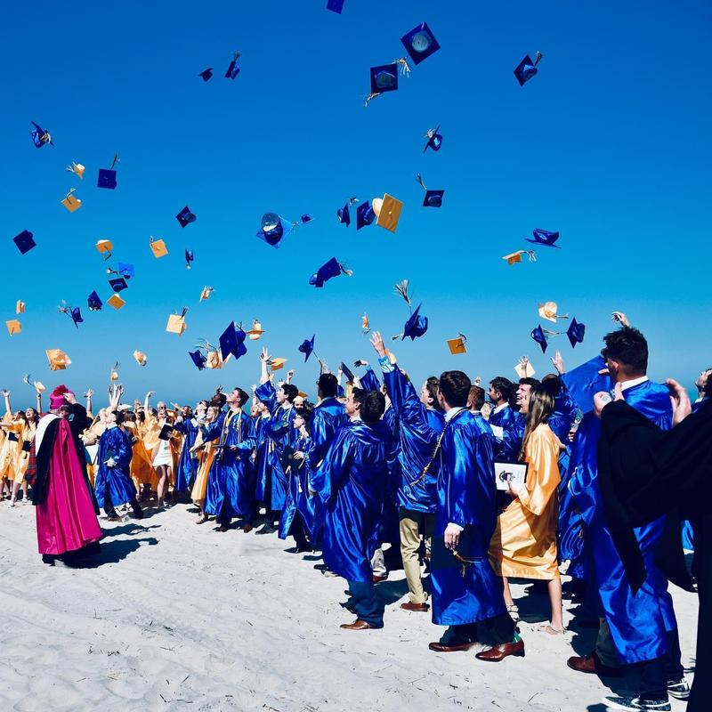 Congratulations to the Holy Spirit High School Class of 2021! Featured Photo