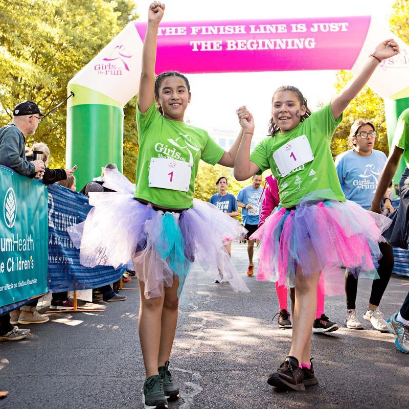 Join Girls on the Run! Thumbnail Image