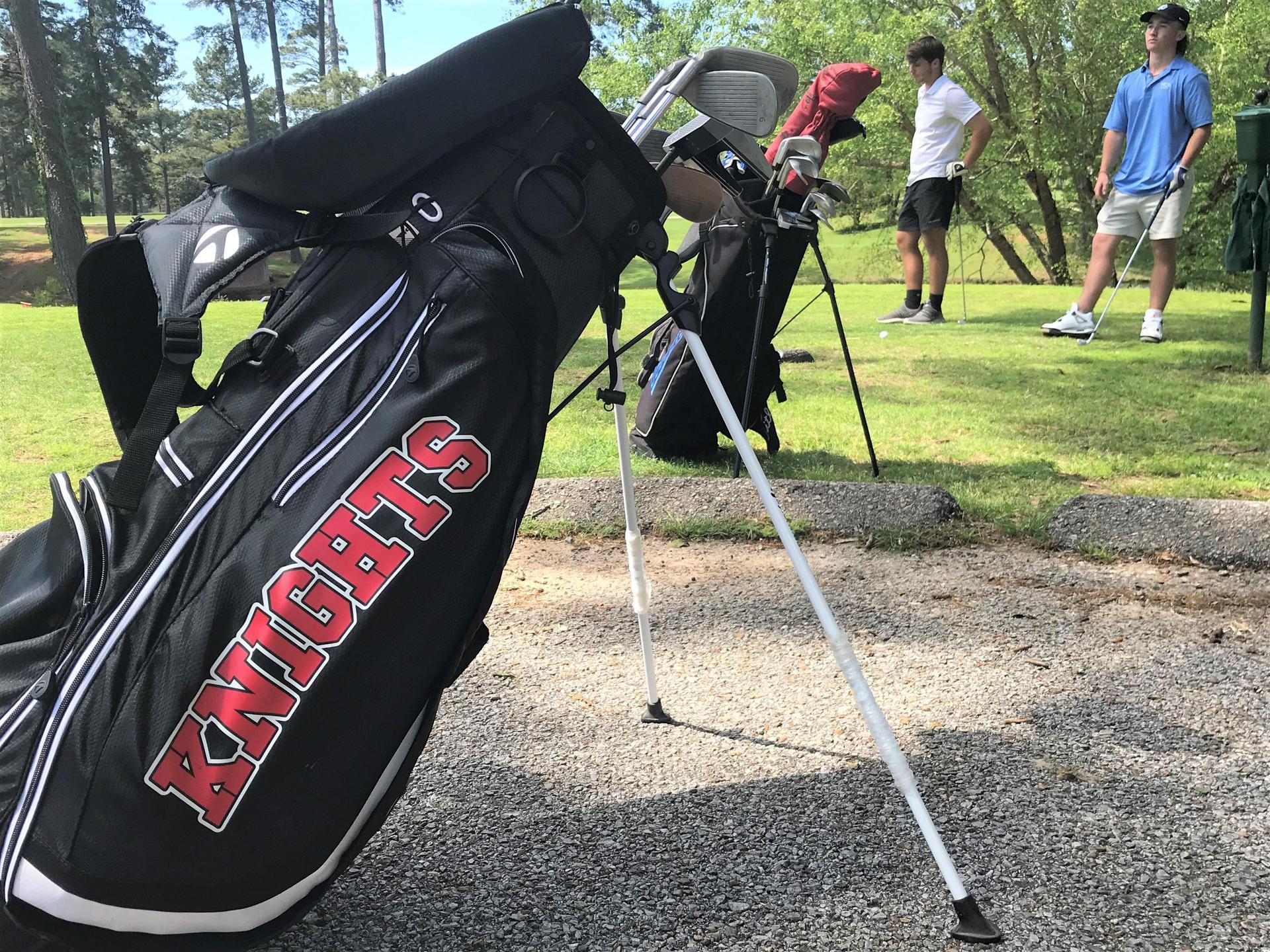WLHS Golf Bag