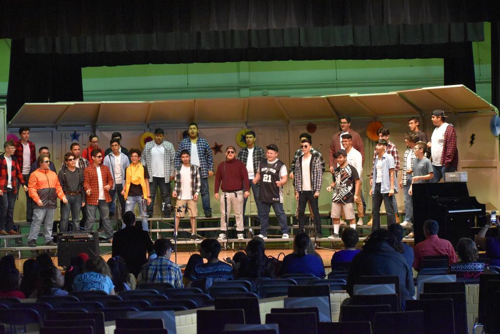 05/16/19 Choir Concert