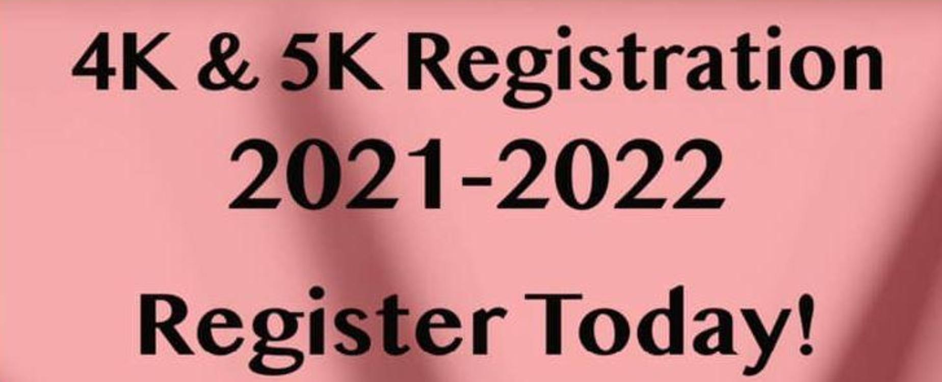 4K & 5K Registration