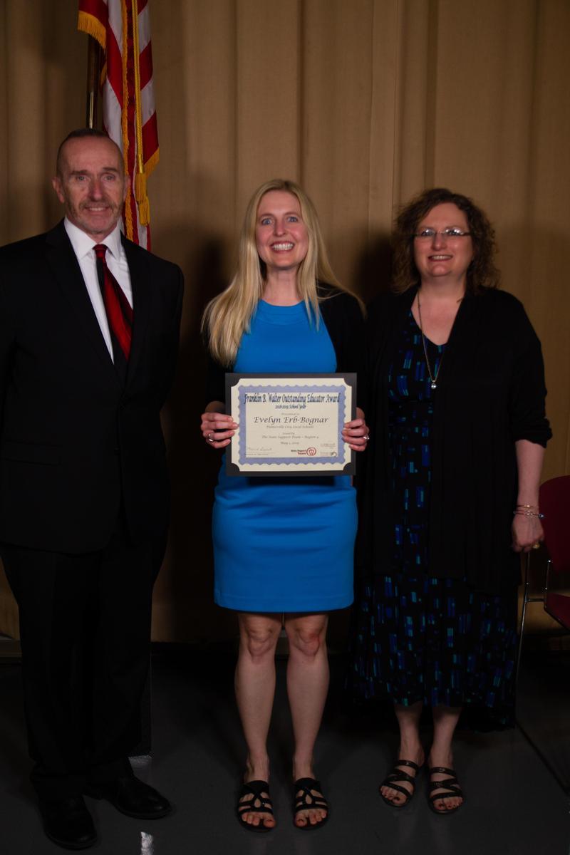 PCLS Awarded Walter Horn Awards Thumbnail Image