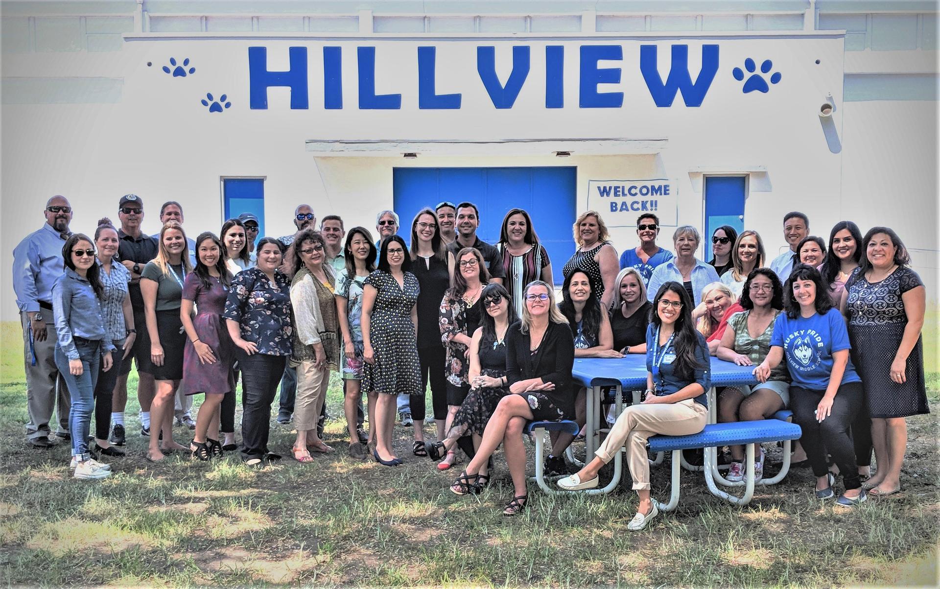 Hillview Staff