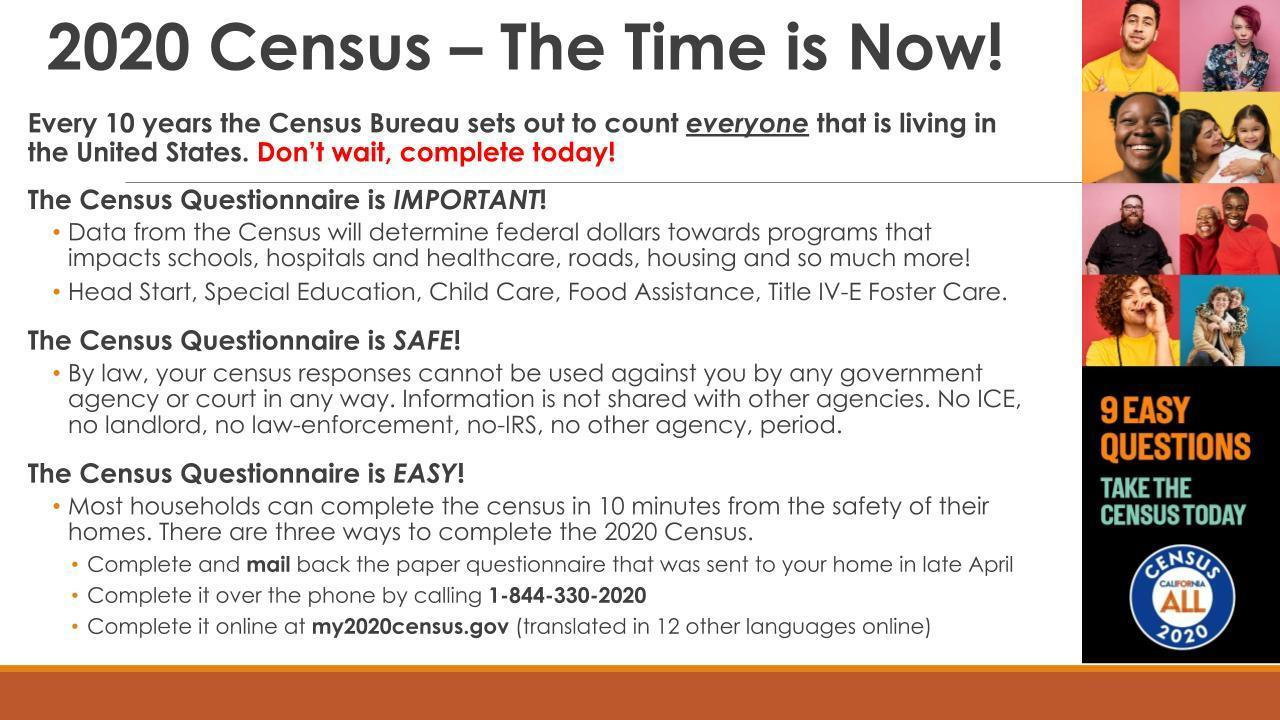 Census English