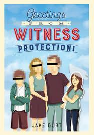 Cover of book Greetings from Witness Protection