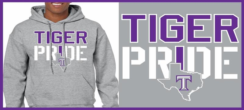 Order Your Athletic Booster Club Tiger Gear Hoodie! Thumbnail Image