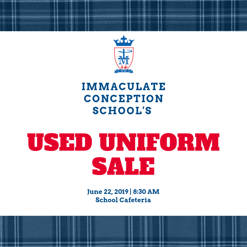 Used Uniform Sale Featured Photo