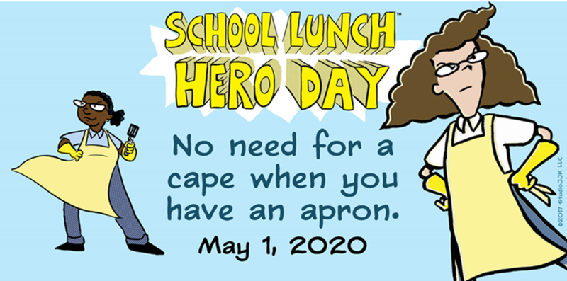 Cafeteria Hero Day
