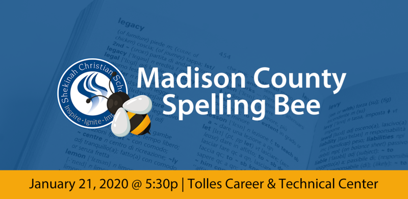 Madison County Spelling Bee Thumbnail Image