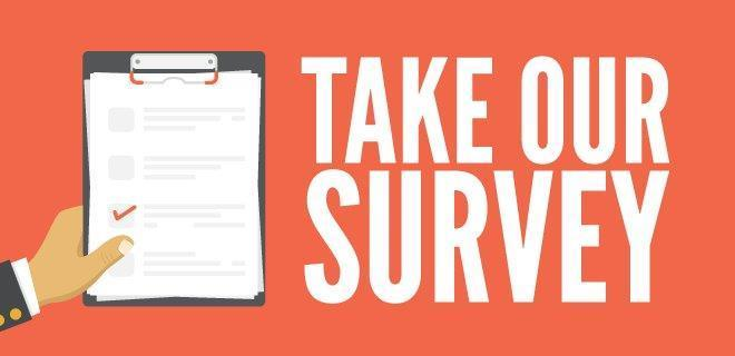 Important Tech Survey, Lunch Application, and Info Featured Photo