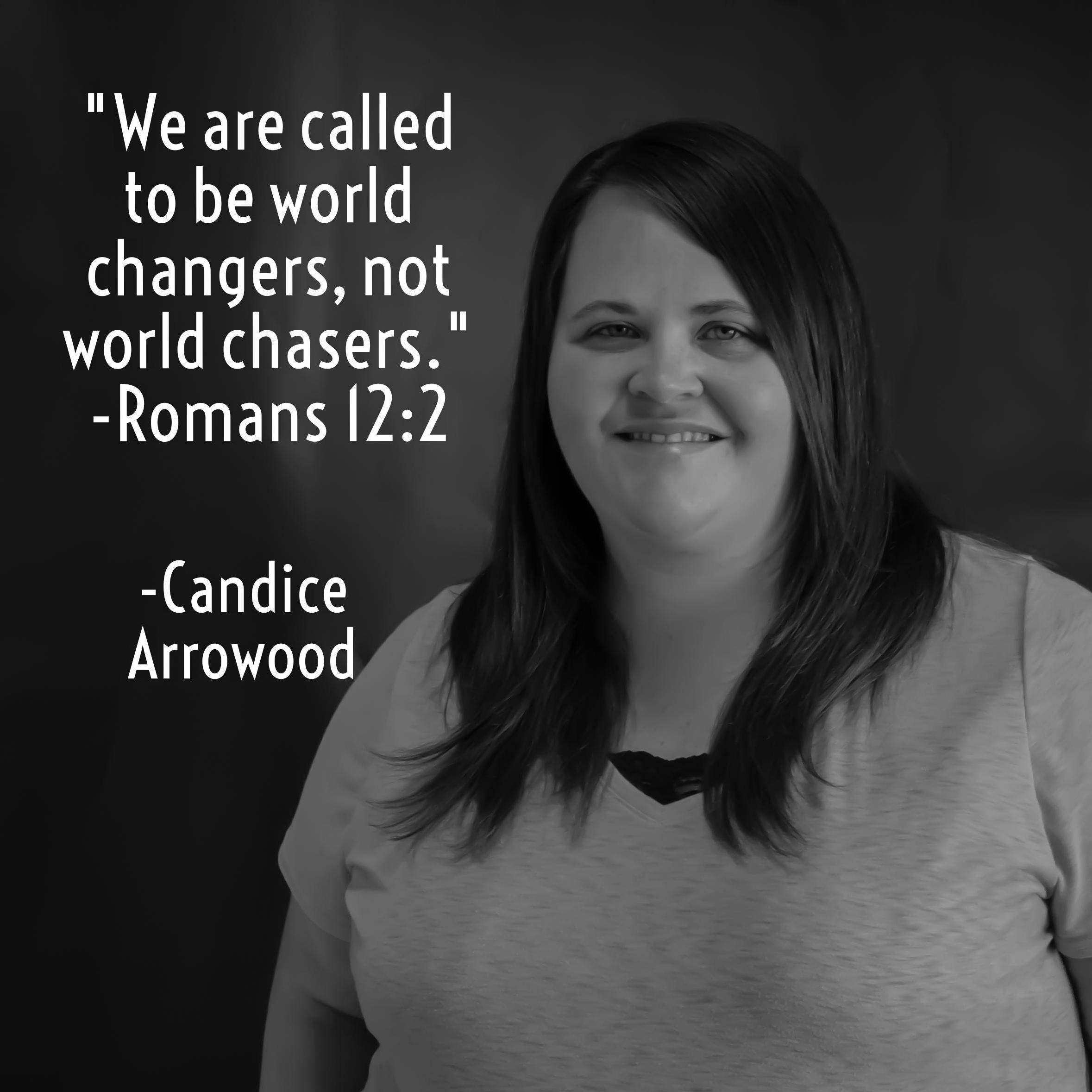 CANDICE ARROWOOD's Profile Photo