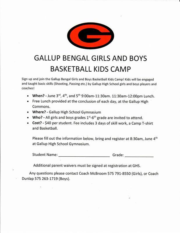 GHS Basketball