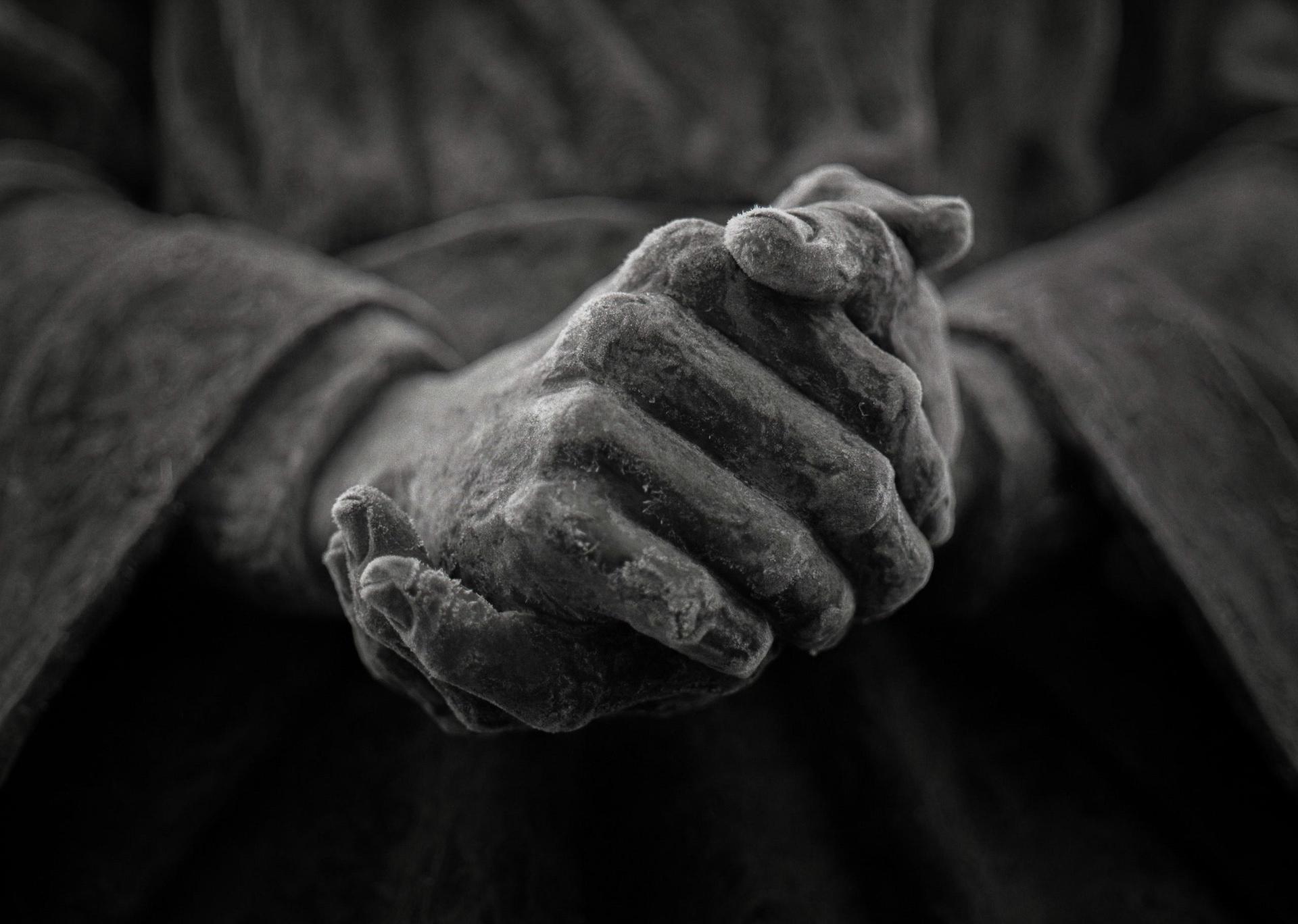 Hands of Ignatius