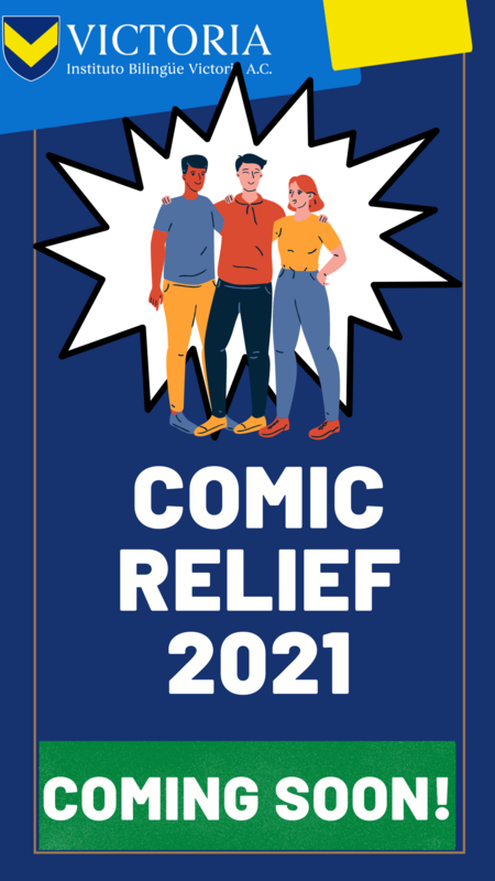 COMIC RELIEF 2021 Featured Photo