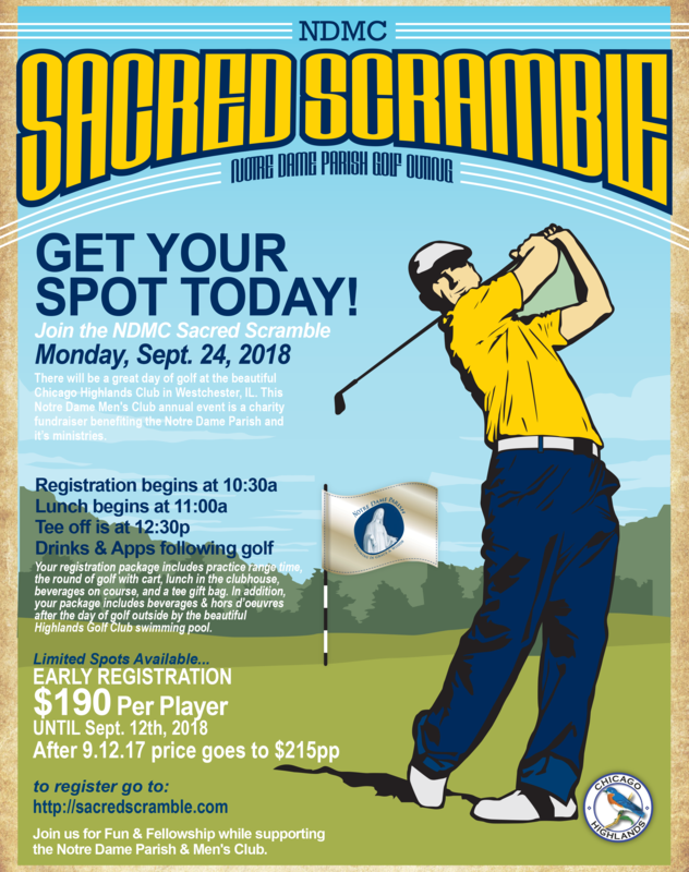 Parish Golf Outing Thumbnail Image