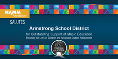 2019 Best Communities for Music Education
