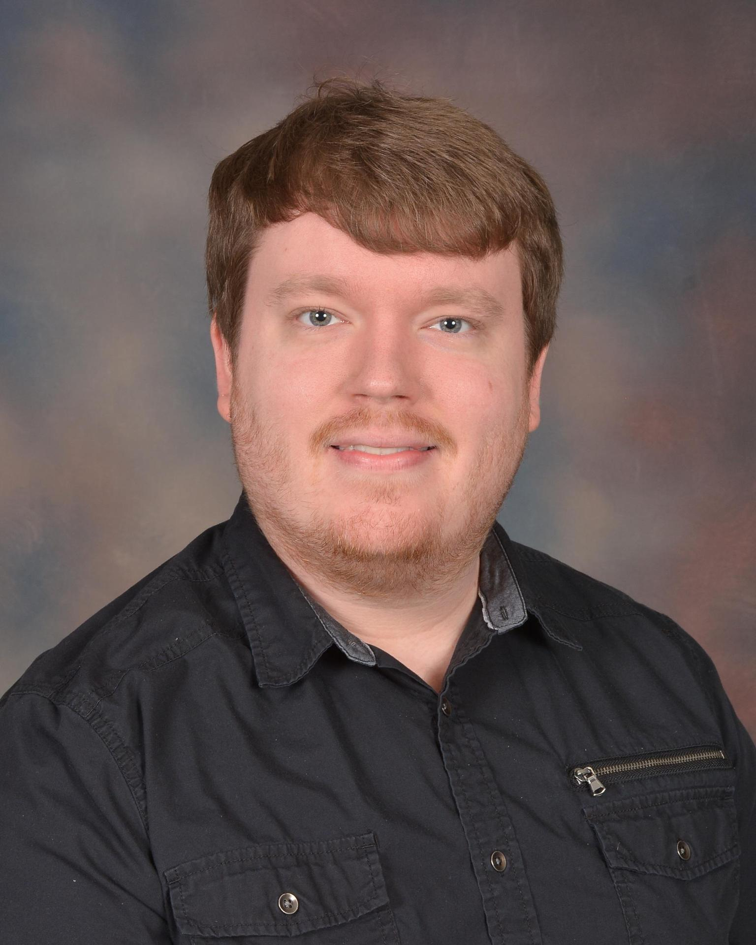 Collin Nugent, Network Administrator