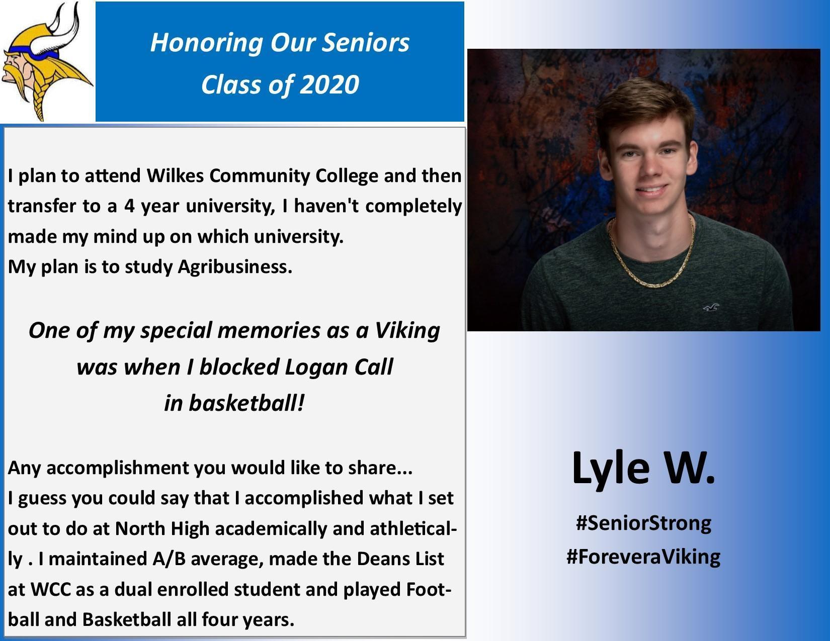 Lyle W