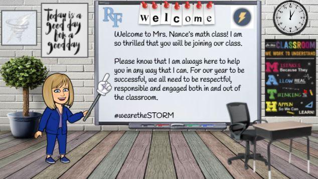 Nance Classroom