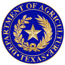 Image of the Texas Department of Agriculture Logo