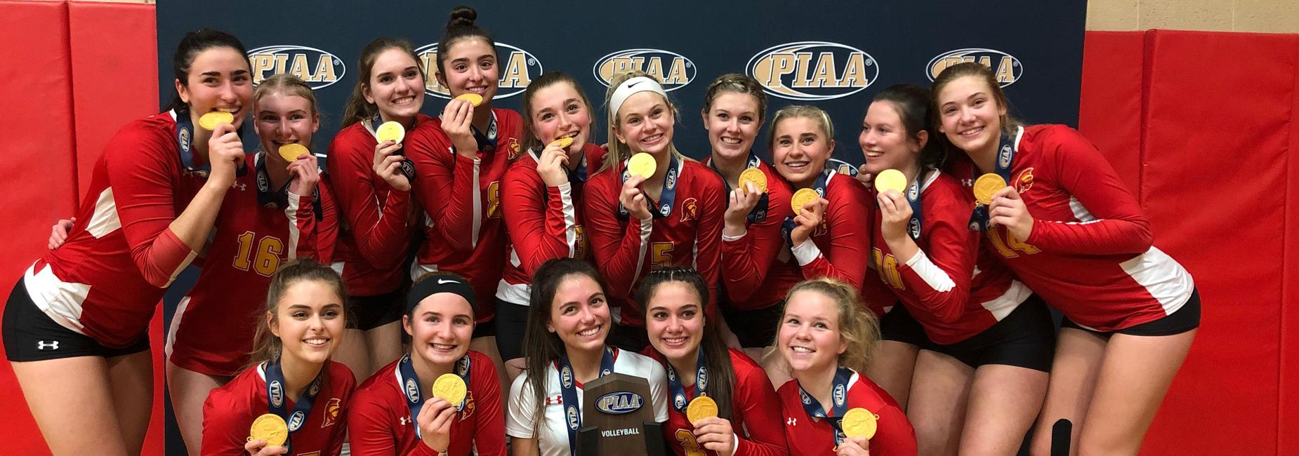 PIAA State Champs Volleyball North Catholic