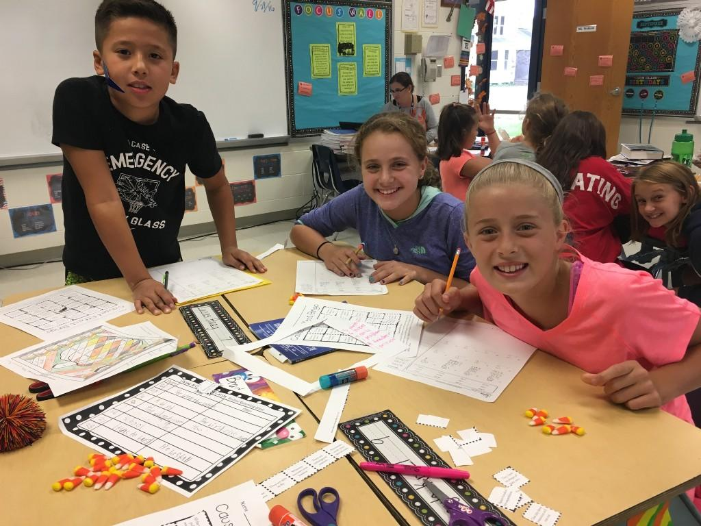 5th Grade Learners