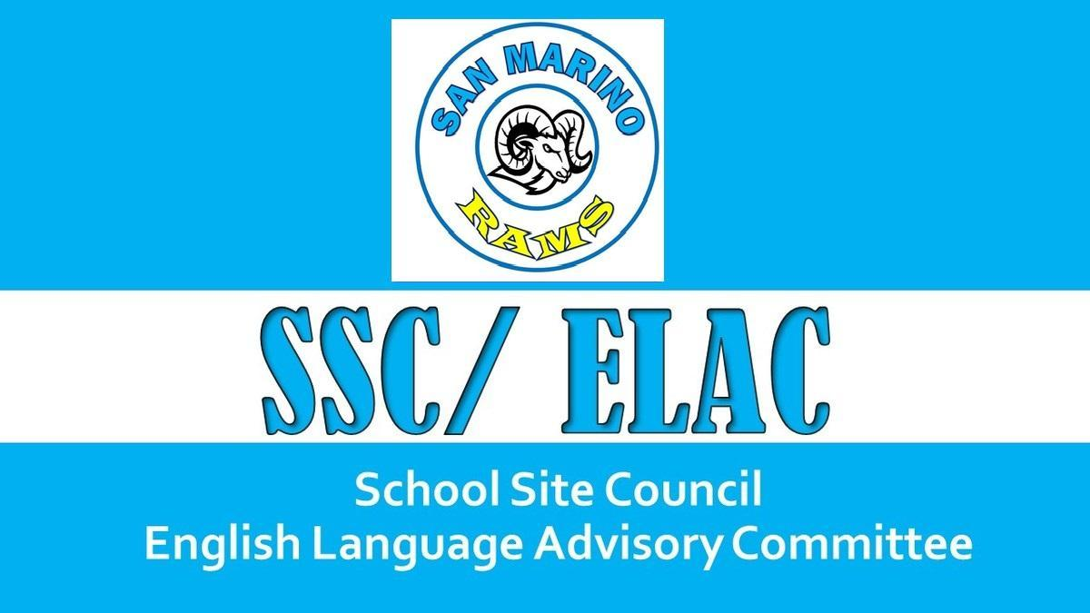 SSC ELAC LOGO WITH SAN MARINO RAM
