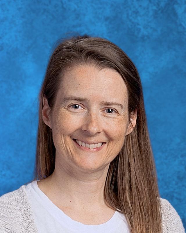 Danielle Chouinard, Library Media Specialist