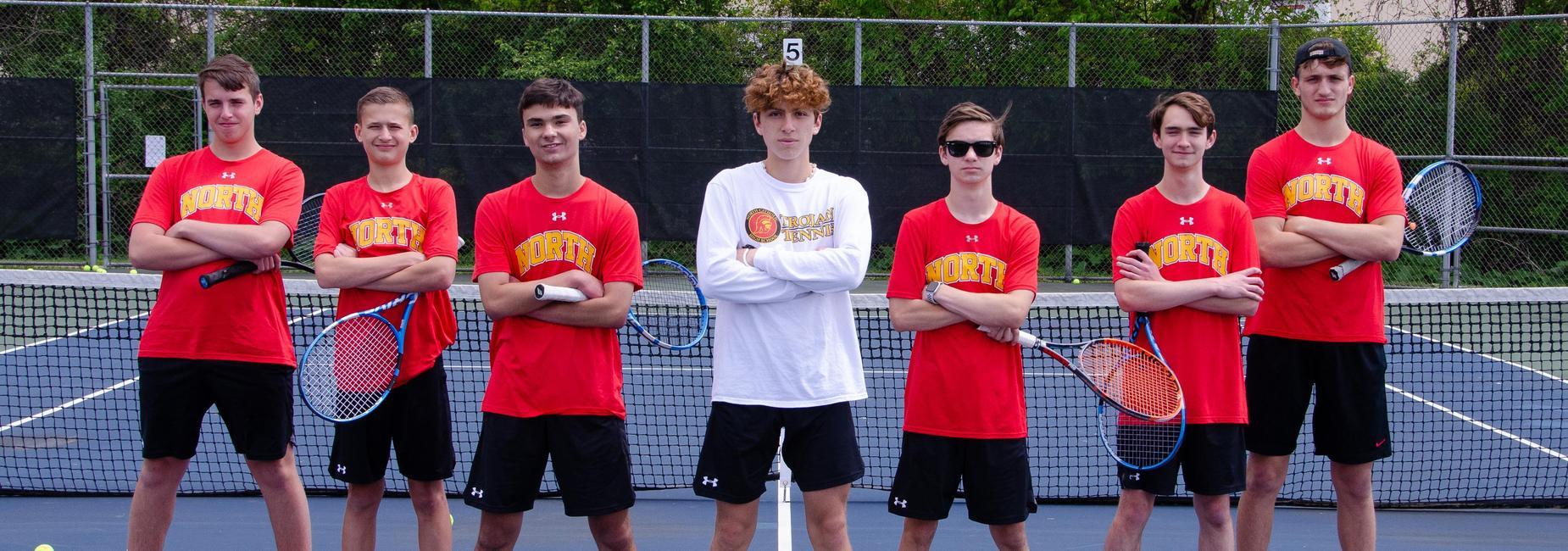 North Catholic Boys Tennis