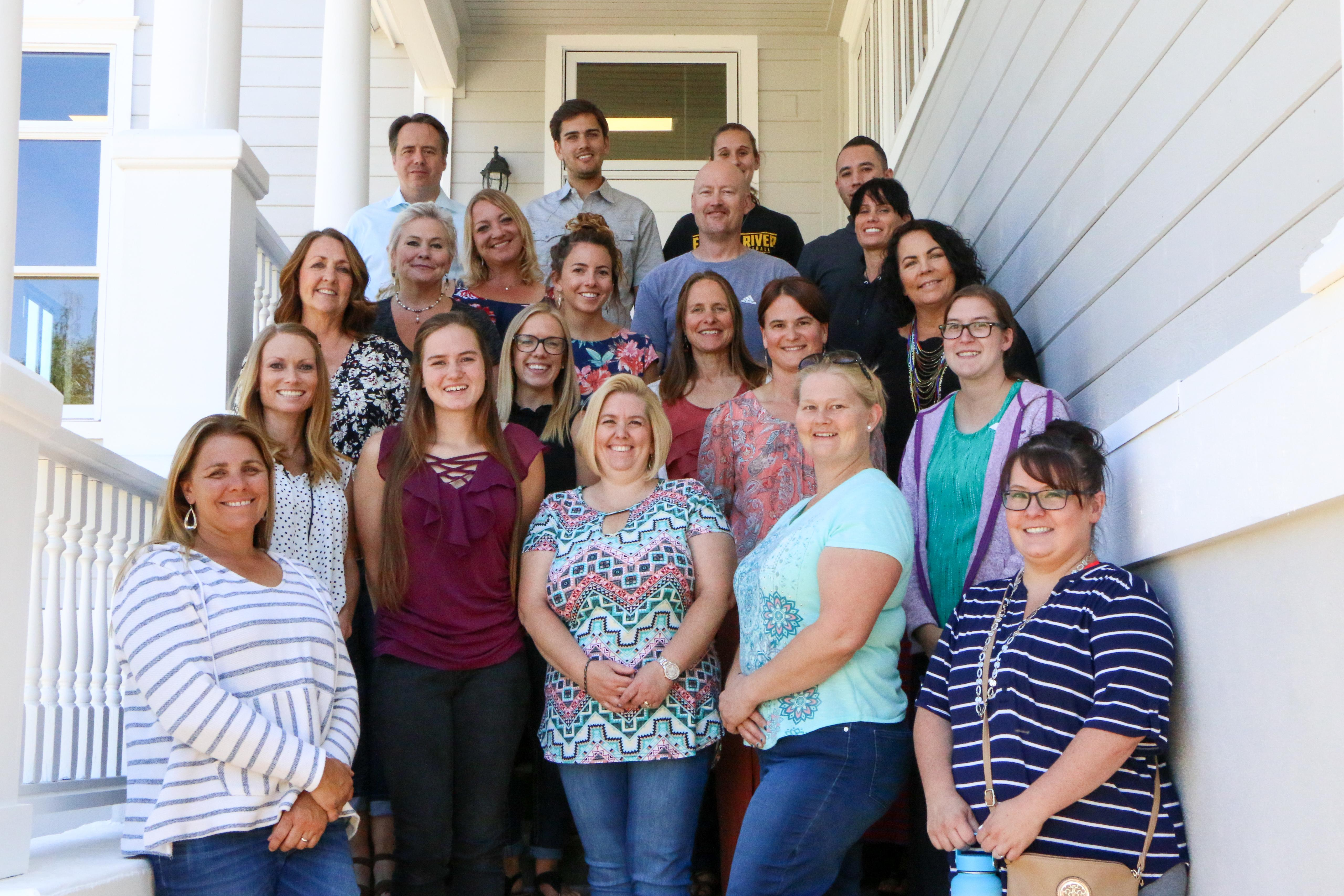 New hires to PUSD 2019-2020