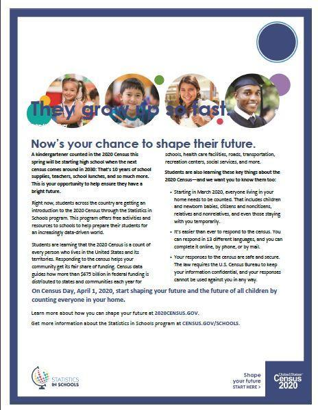 Census 2020 Flyer