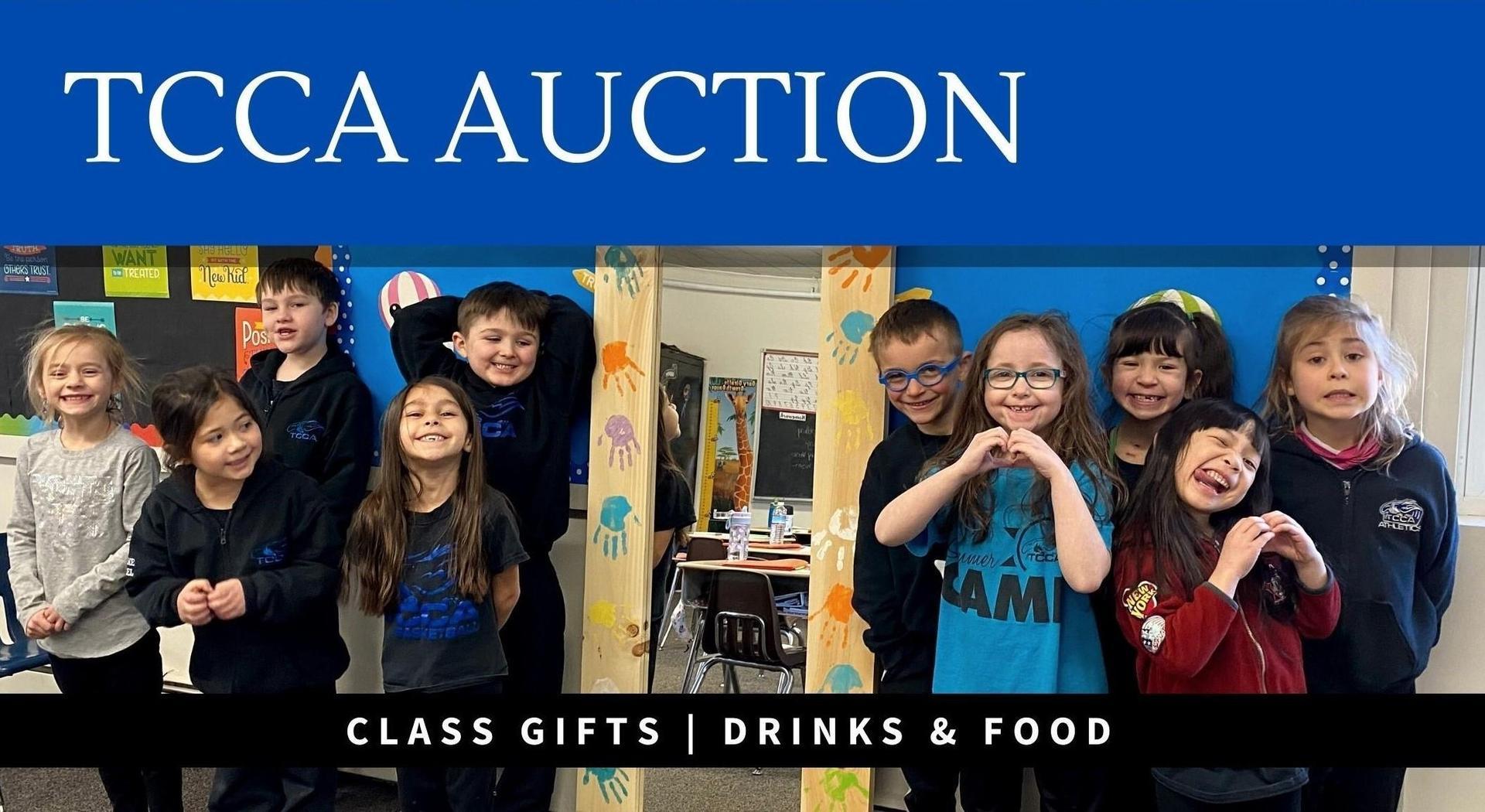 TCCA Auction