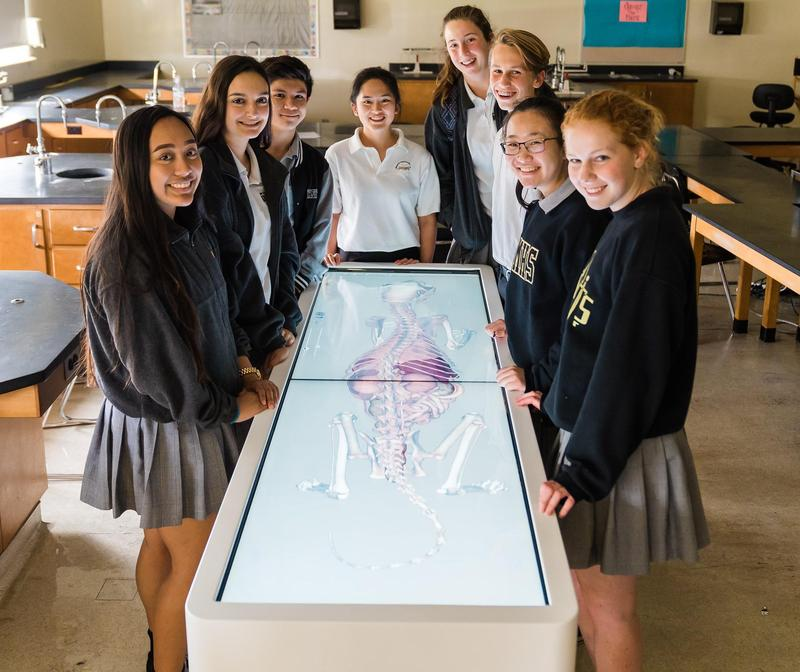 Anatomage: World-Class Science & Technology Comes to BMHS Thumbnail Image