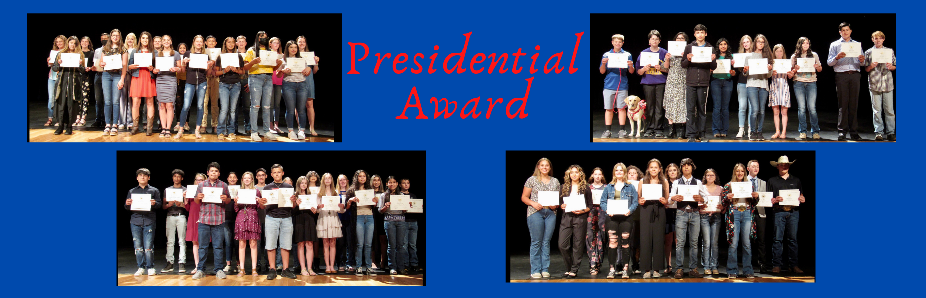 Presidential Award