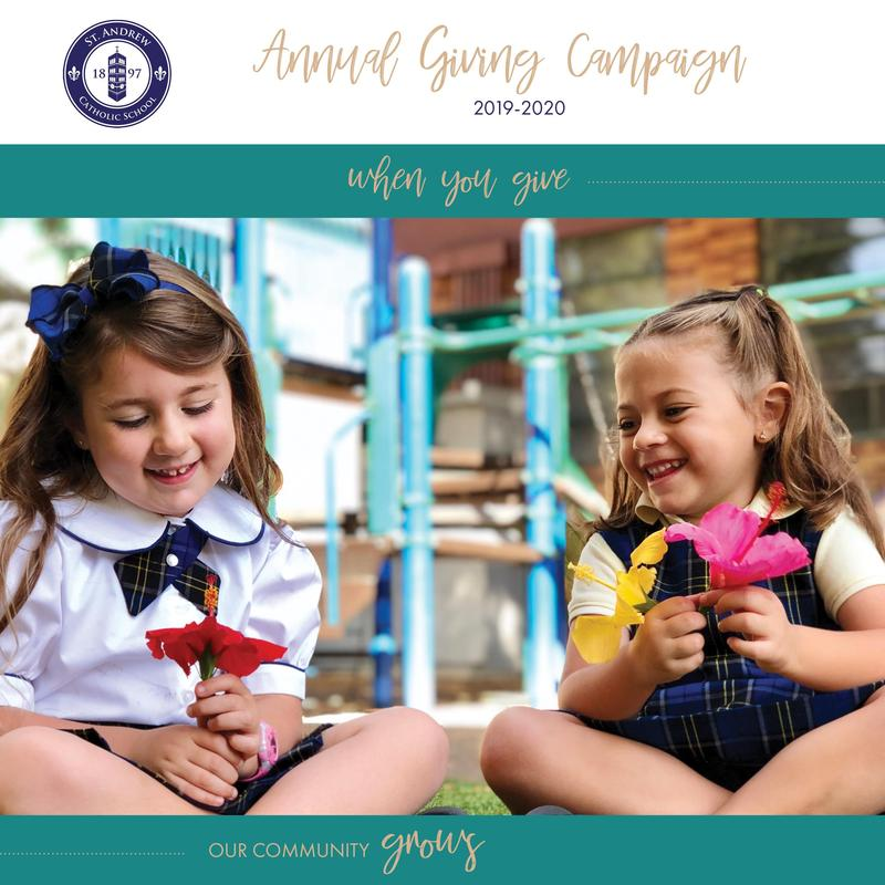 Annual Giving Campaign 2019 Featured Photo