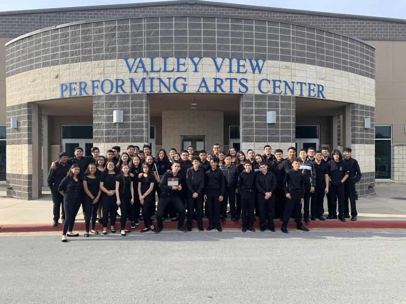 Division 1 ECC Band At UIL Sightreading Contest 2020. Thumbnail Image