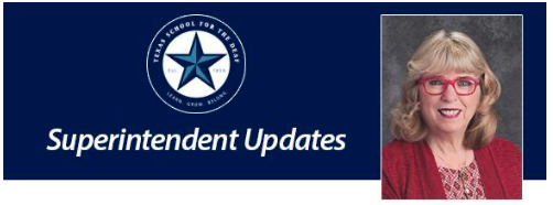 Superintendent's Letter on January 15th, 2021 to Parents and Families Featured Photo
