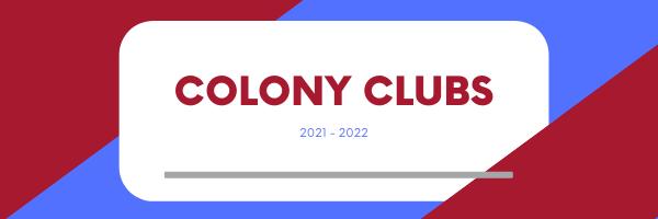 COHS Club Banner