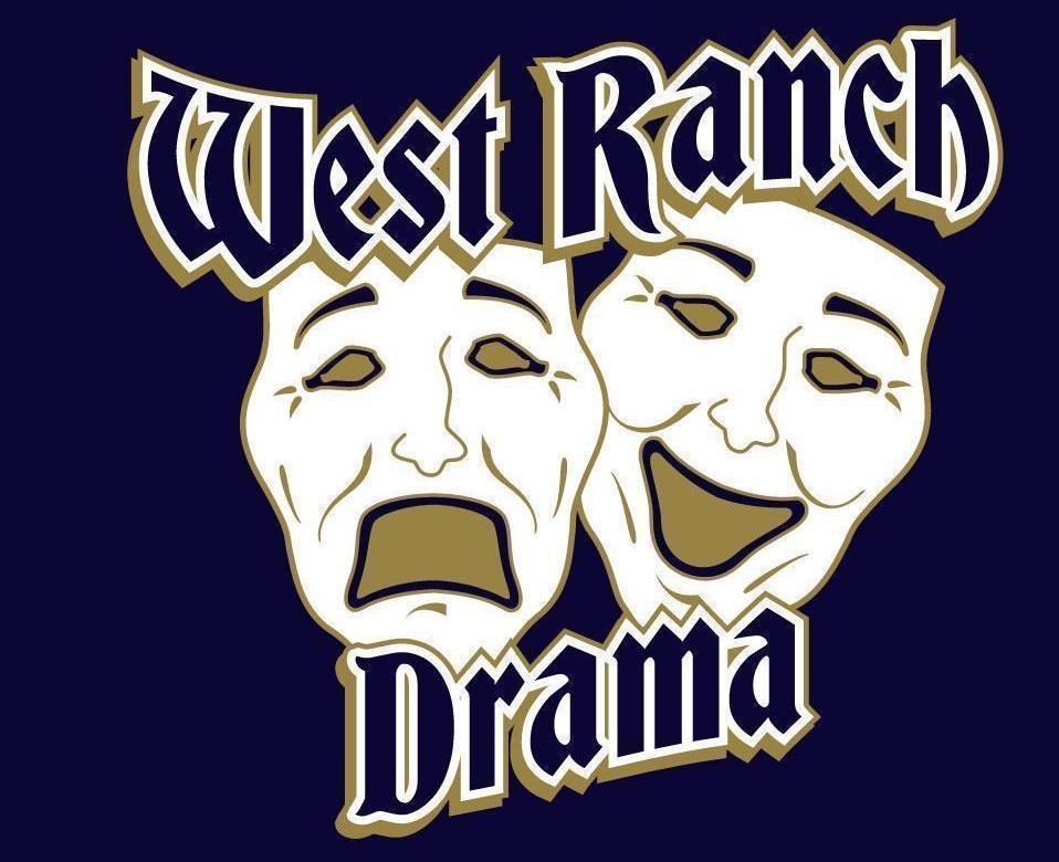 West Ranch Drama Logo