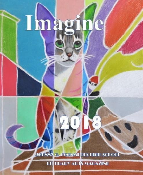 Imagine Literary Arts Magazine | 2018 | JEHS