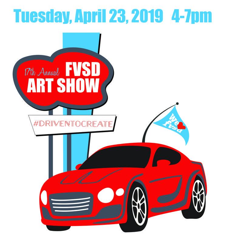 FVSD Art Show