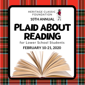 Plaid About Reading