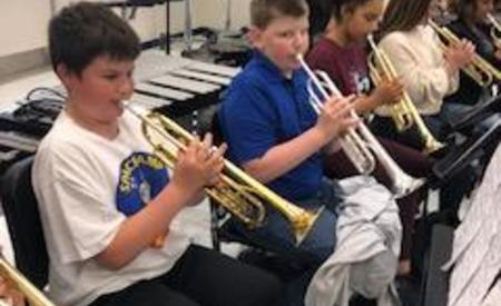 GTMS Band